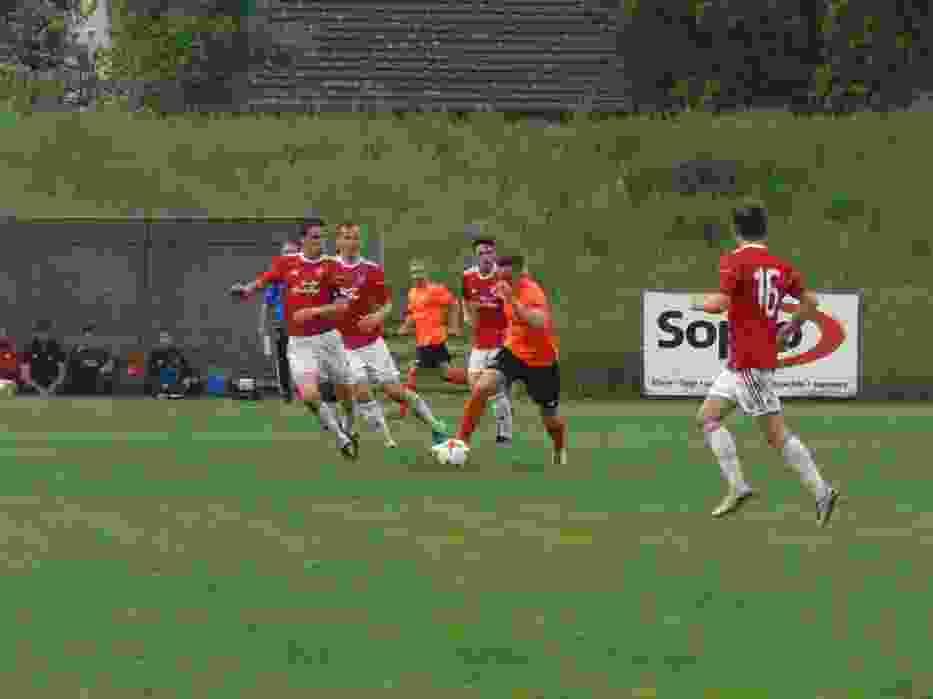 Mimo że nie mają już nawet matematycznych szans na utrzymanie się w 3 lidze, wciąż mogą mieć w tym sezonie chwilę radości