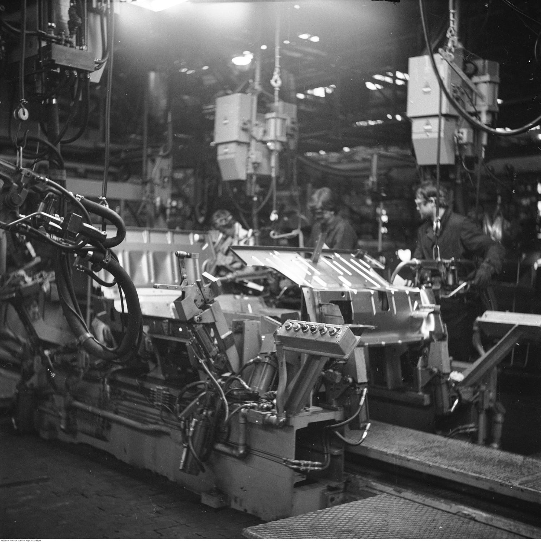 Fabryka Samochodów Małolitrażowych w Tychach