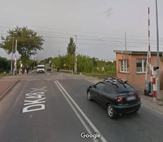 Zamknięcie przejazdu kolejowego na ul. Warszawskiej [OBJAZDY MZK]
