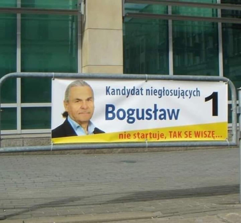 Pan Bogusław to nasz numer 1 <3