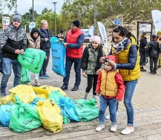 Udana akcja sprzątania Stogów w Gdańsku. Projekt Czysta Plaża-Czyste Stogi za nami