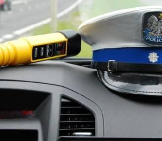 Nietrzeźwy kierowca mercedesa zatrzymany przez policję w Sztumie