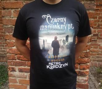 T-shirty dla fanów Krzysztofa Bochusa dostępne w Tabularium!