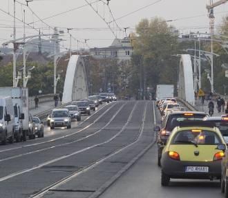 Tymczasowy łuk tramwajowy połączy tory na ul. Lewandowskiej i pl. Wiosny Ludów