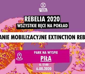 Extinction Rebellion ogłasza mobilizację. Także w Pile