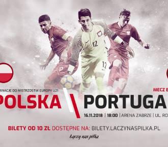 Stawka – mistrzostwa Europy. Młodzieżowa reprezentacja Polski zagra z Portugalią!