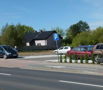 W Zduńskiej Woli  mamy  nowy  parking