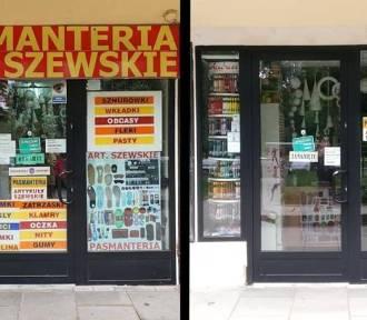 Szpecące reklamy znikają z miejskiej przestrzeni Nowej Huty. Co za zmiana!