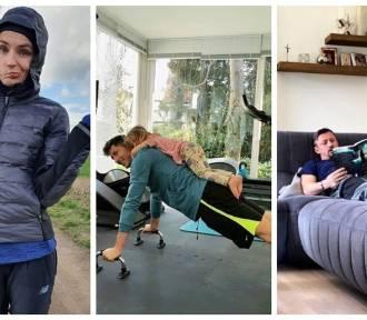 Sportowcy też zostają w domu. Jak spędzają czas? Zobaczcie [GALERIA ZDJĘĆ]