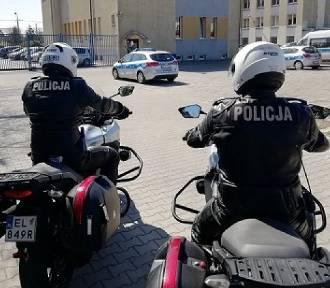 Pościg ulicami Kutna. U pijanego kierowcy znaleziono narkotyki