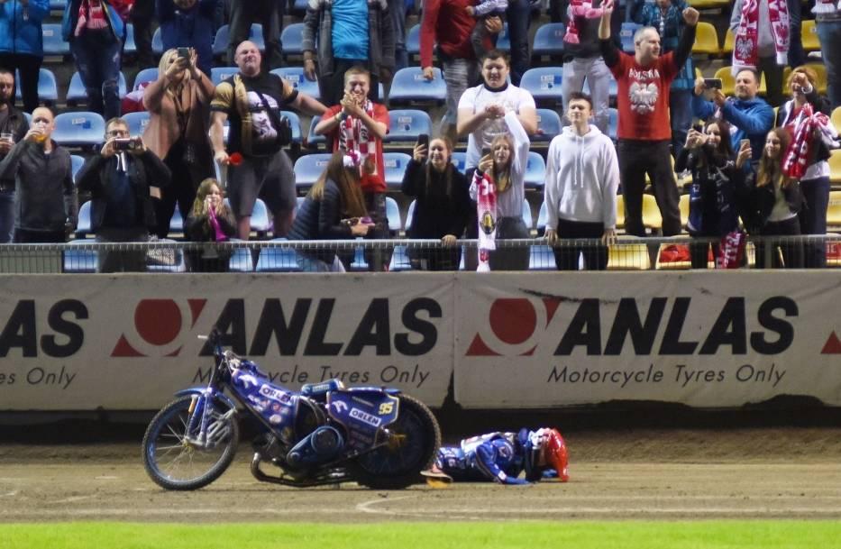 Bartosz Zmarzlik wygrał turniej Grand Prix w Gorzowie