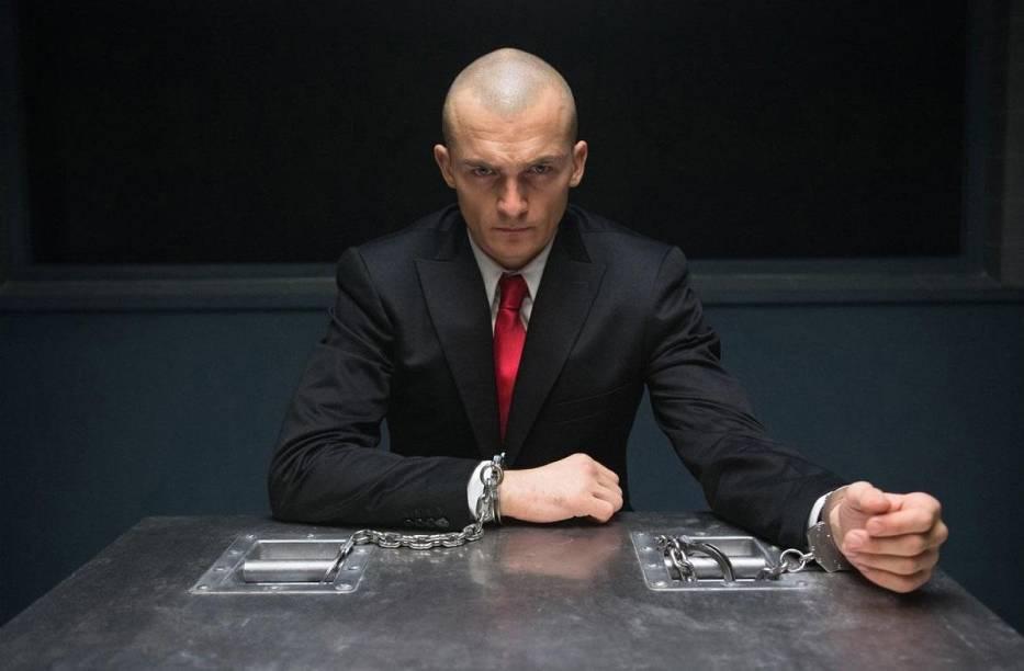 Kadr z filmu Hitman. Agent 47