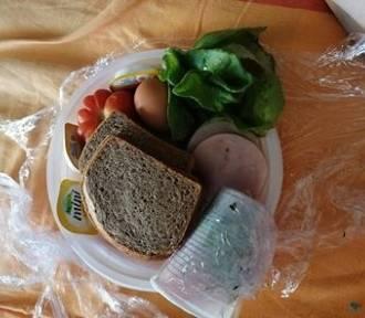 Posiłki w szpitalu w Nowej Soli. W tej sprawie wypowiedziała się NIK