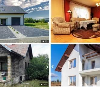 TOP najtańszych domów na sprzedaż w Olkuszu. Ceny was zaskoczą. Zobaczcie te oferty