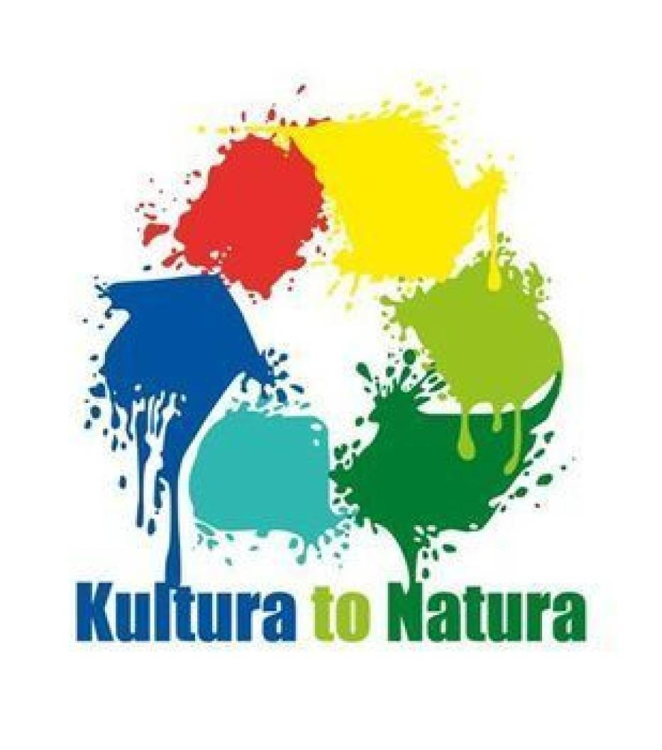 "logo akcji ""Kultura to Natura"""
