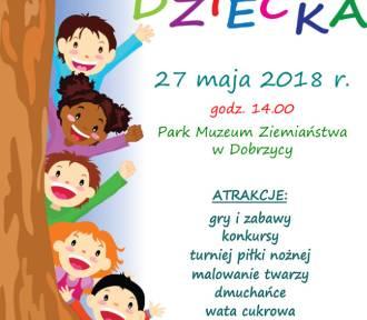 Festyn w Dobrzycy z okazji Dnia Dziecka będzie pełen atrakcji