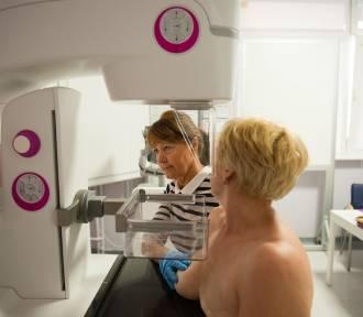 Zaproszenie na bezpłatną mammografię do Lipnicy i Studzienic