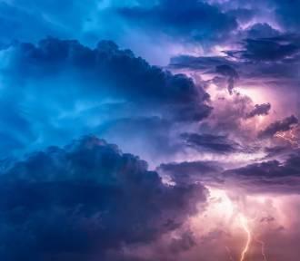 Nowe ostrzeżenie przed burzami dla powiatu radomszczańskiego 15.07