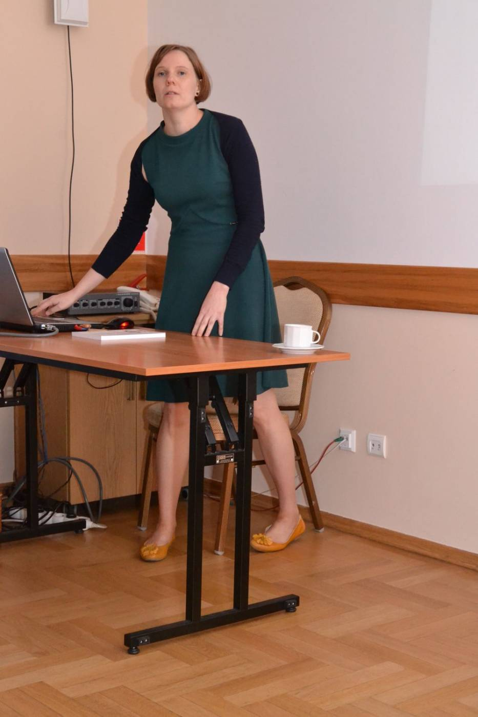 Pani Joanna Sutuła Koordynator Małopolskiego Paktu na rzecz Ekonomii Społecznej