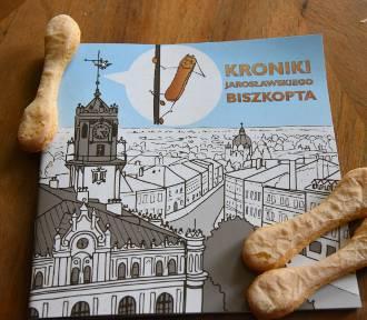 """Powstały """"Kroniki Jarosławskiego Biszkopta"""". Z tego smacznego ciastka słynie Jarosław"""