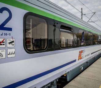 Zmiany dla podróżujących pociągami PKP Intercity
