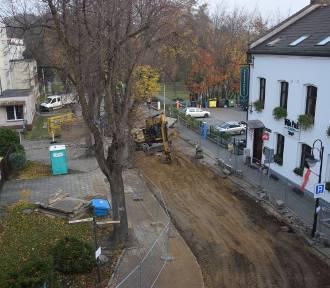 Budowa kanalizacji w Pucku: będą utrudnienia. Zobacz jak dojechać do Szpitala, Urzędu Miasta