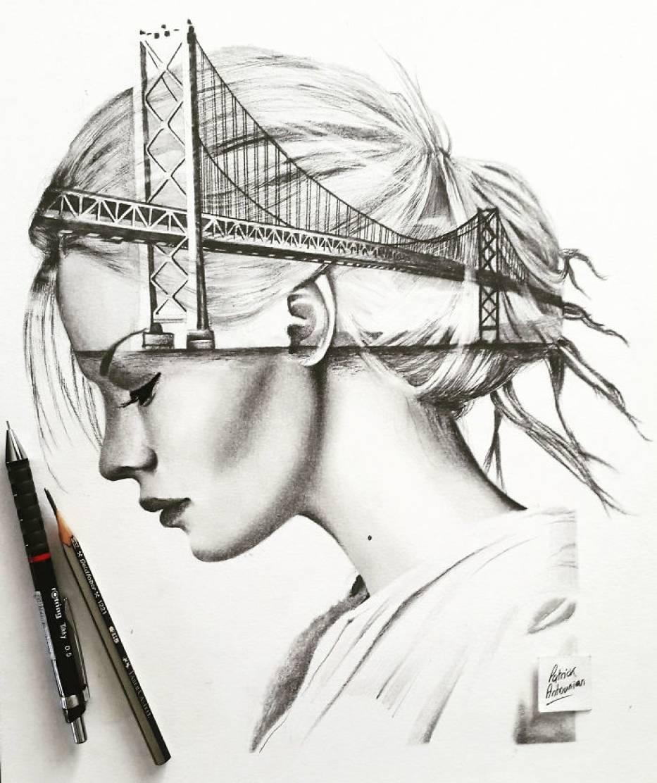 Myślisz, że umiesz rysować? Koniecznie zobacz te ilustracje [GALERIA]