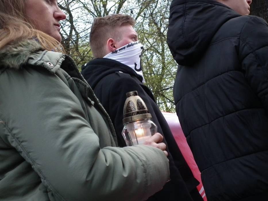 ONR w Poznaniu: Marsz w 81. rocznicę utworzenia Obozu Narodowo-Radykalnego