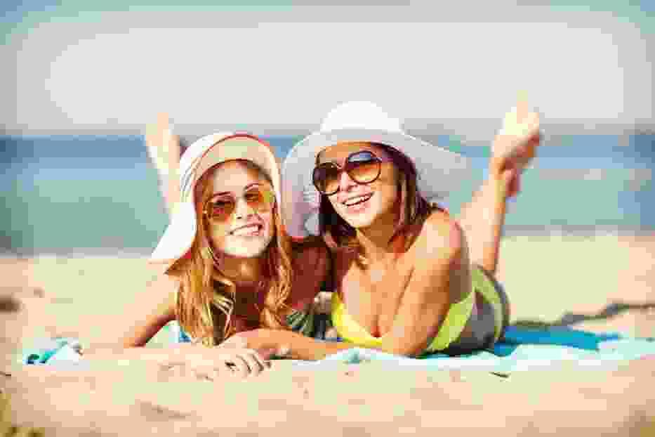 Dobre maniery obowiązują też na plaży
