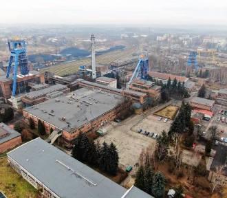 KWK Bobrek z drona. Zobaczcie zdjęcia kopalni tuż przed zamknięciem