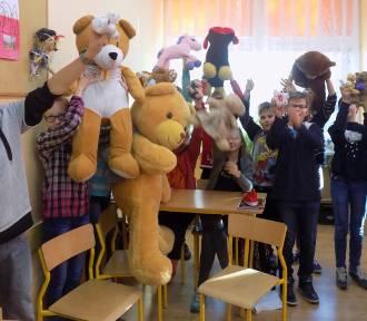 Pluszowy dzień w Szkole Podstawowej nr 9 w Malborku