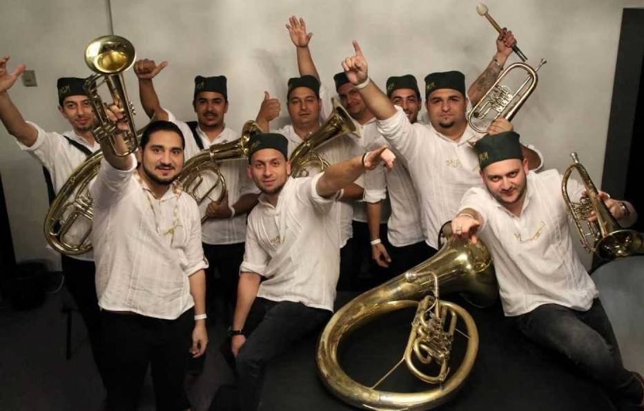Marko Marković Brass Band