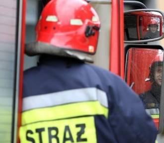 Tragedia w Jugowie. Nie żyje mężczyzna, który sam się podpalił