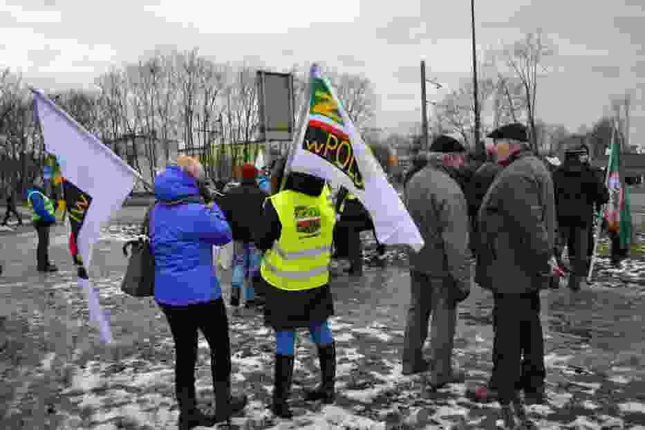 Strajk w kopalni Sośnica-Makoszowy