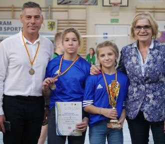 48. Wojewódzkie Igrzyska Dzieci w Badmintonie Drużynowym Dziewcząt Hel