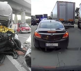 Korytarz życia na autostradzie. Strażacy apelują do Was