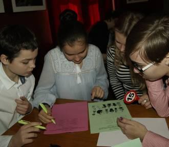 Warsztaty lingwistyczne i wykład w Muzeum