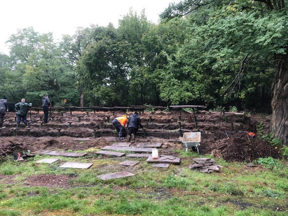 Zobacz najnowsze zdjęcia z obywatelskiego remontu boiska w Obrzycach i fotografie z kilku ostatnich akcji! Ależ zmiana!