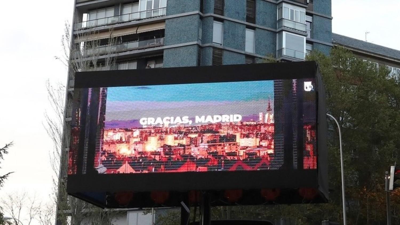 Pokazy będą odbywać się codziennie we wszystkich dzielnicach Madrytu, zawsze o godz