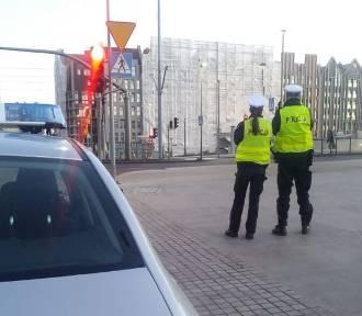 Akcja drogówki z KMP Gdańsk. Zatrzymane trzy prawa jazdy
