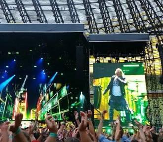 Guns N' Roses na Stadionie Energa w Gdańsku [zdjęcia, wideo]