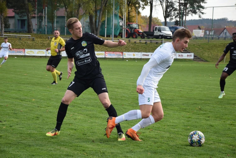 Piłkarze Lechii Zielona Góra wygrali z Polonia Nysa 3:0
