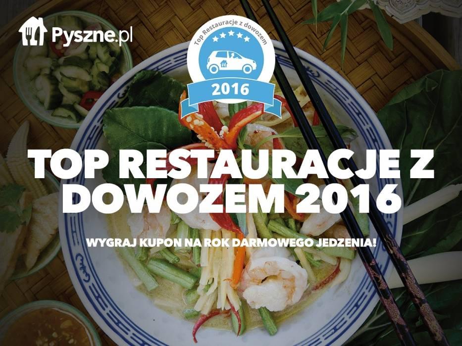 Najlepsze restauracje w Zielonej Górze 2016