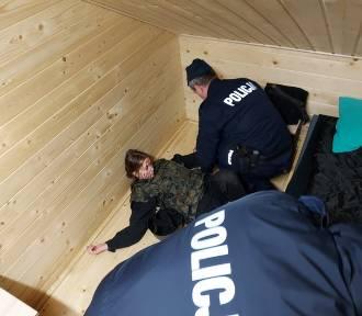 Wspólne ćwiczenia pajęczańskiej policji i straży ZDJĘCIA