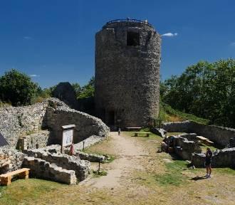 Zamek Wleń, jedna z ukrytych perełek Dolnego Śląska. Zobaczcie, jak tam pięknie! [ZDJĘCIA, GODZINY