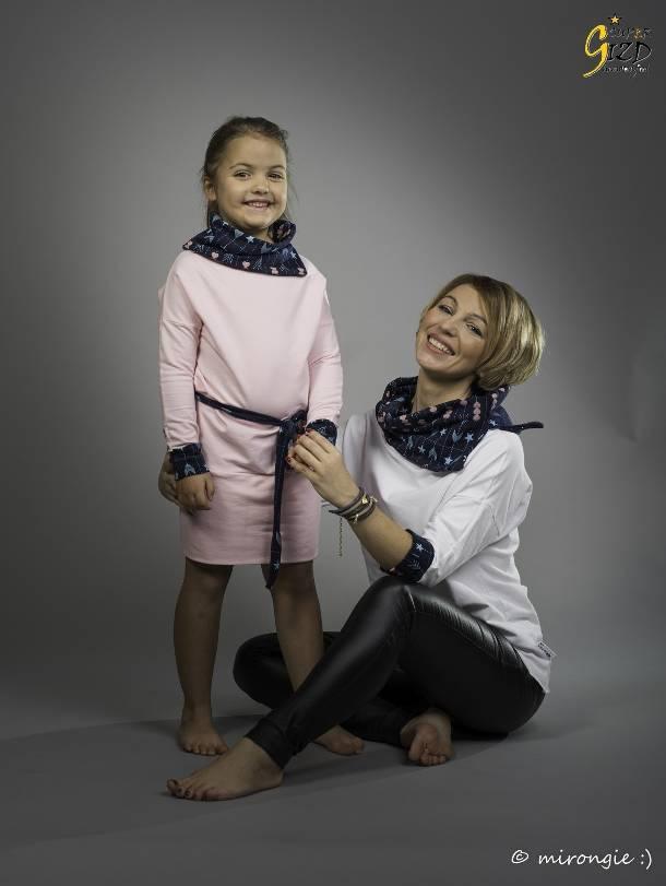Modna babka z Mikołowa. U niej na sylwestra ubiorą się wszystkie mamy i maluchy [GALERIA]
