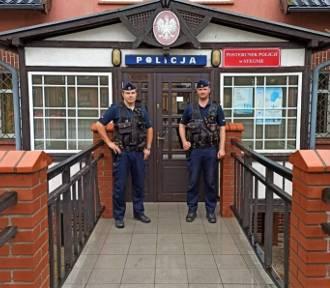 Nowodworska policja dostała dodatkowe wsparcie mundurowych na sezon letni
