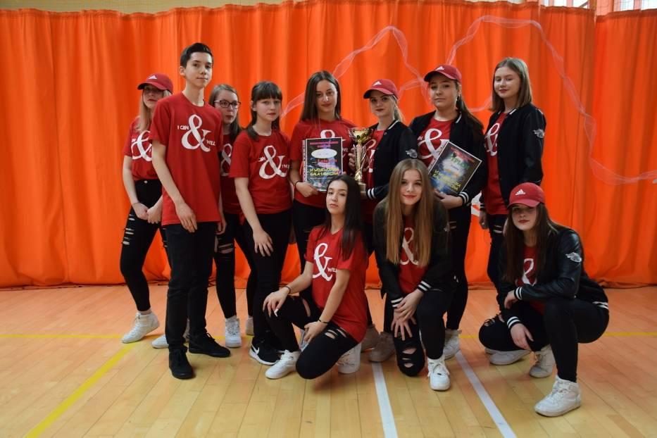 Prawie 600 tancerzy przyjechało na Wojewódzką Galę Taneczną do Mikołowa ZDJĘCIA
