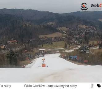 Nadeszła wiosna, a w Wiśle ciągle można pojeździć na nartach