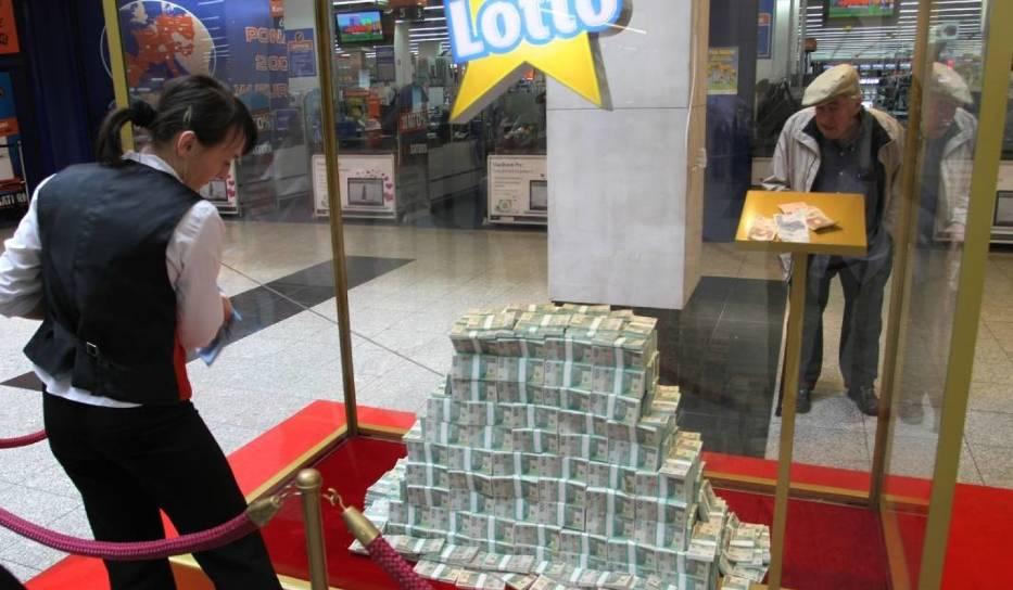Szóstka w lotto